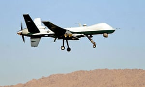 More than 300 drone attacks in Pakistan have been reported