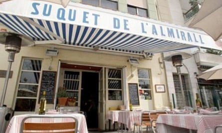 Suquet de L'Almirall, great for people-watching
