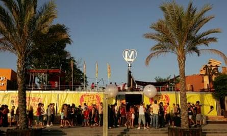 Ibiza Rocks kicks off at the start of June