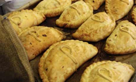 Philp's Famous Pasties, Cornwall
