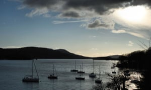 View of Windermere from Claife Heights, Lake District