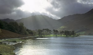 Buttermere valley, Lake District