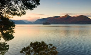 Derwent Water seen from Friars Crag, Lake District