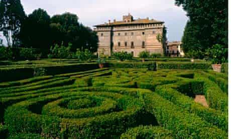Castello Ruspoli, Vignanello, Italy