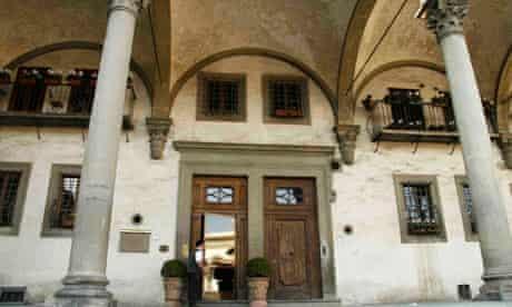 Hotel Loggiato Dei Serviti, Florence