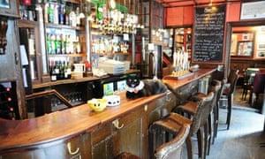 The Seven Stars pub, London