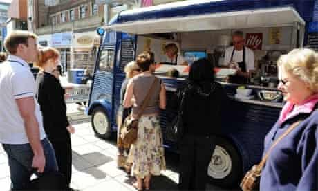 Creperie Nicolas street food