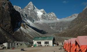 Permanent campsite