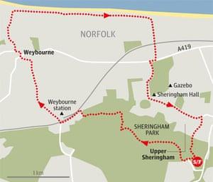 Sheringham Park Norfolk Great British Walks Travel