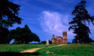 The Gothic Temple, Stowe Gardens