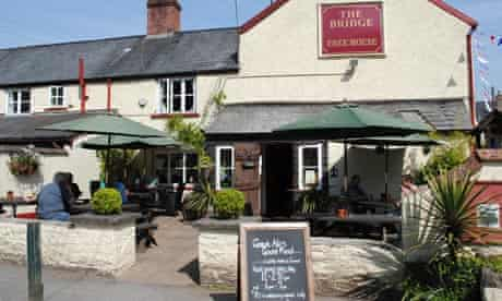 Bridge Inn, Dulverton, Somerset