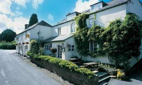 Royal Oak, Withypool, Exmoor