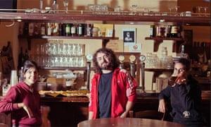 Orzo Bruno bar, Pisa, Tuscany