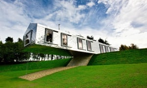 Uk Holiday Homes With Grand Designs Travel The Guardian