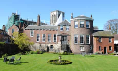 'A country house in the city' – Grays Court in the heart of York