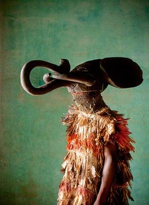 Travel Photo of Year: Tribal dancer, Bafut, Cameroon