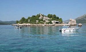 Stupe Island, Croatia