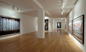 Gagosian Gallery, Hong Kong