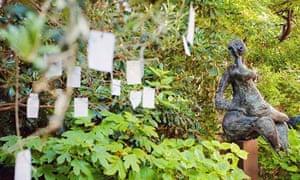 Peggy Guggenheim scupture garden, Venice