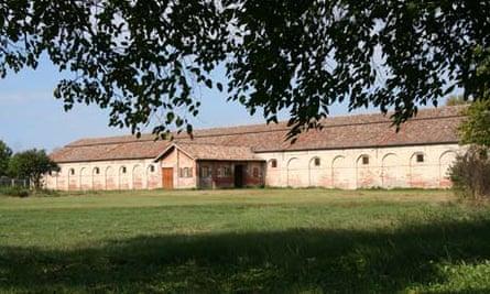 Cason Grande, Lazzaretto Nuovo, Venice