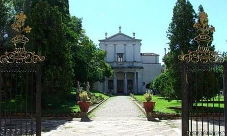 Ca' Zenobio's garden, Venice