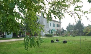 Country house in Sant'Erasmo, Venice Italy