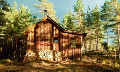 Woodsman's Hut