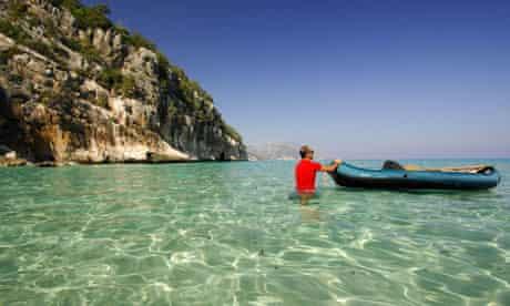 Cala Gonone, Sardinia