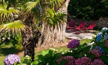 Garden at Les Costans