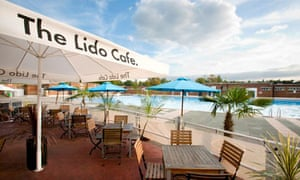 The Lido Cafe, Brockwell Park, Brixton