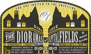 Dioramas of Spitalfields