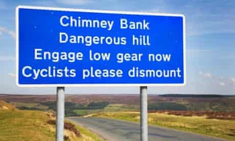 Rosedale Chimney, North Yorkshire Moors