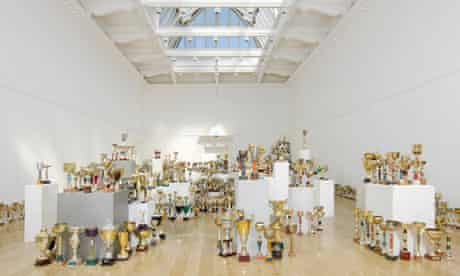 One of the exhibits at South London Gallery