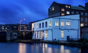The White Building in Hackney is London's newest arts centre.
