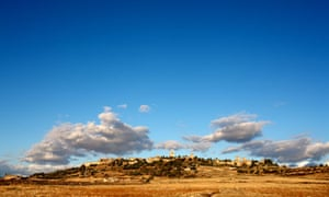 Trujillo townscape