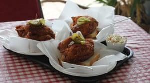 Prince's Hot Chicken Shack in Nashville