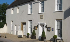 The Abbots House, Charmouth