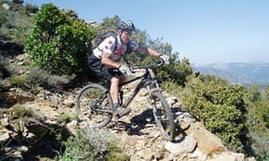Mountain biking in Sardinia