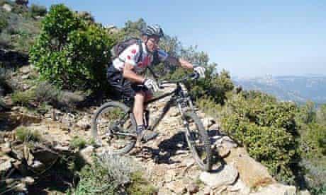 Mountain biking in Sardinia