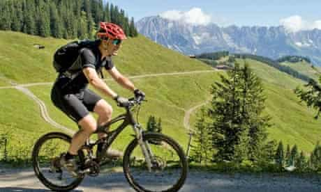 Mountain biking Austria