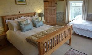 Rock Villa Bed & Breakfast, Staylittle, Powys