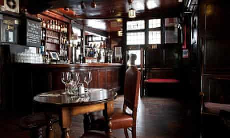 Windsor Castle Pub, Notting Hill, London
