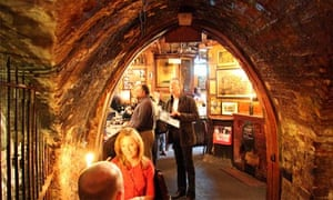 Gordon's Wine Bar, Embankment, London