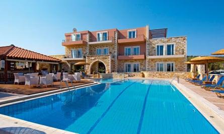 Mistral Hotel, Crete