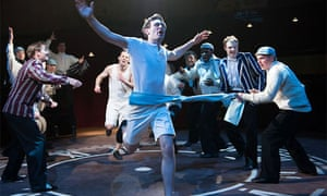 Chariots of Fire theatre play, London