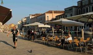 10 Metri Quadrati bar, Venice