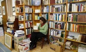 Old World Bookshop, Venice