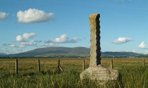 Monument to the Wigtown martyrs, Wigtown, Dumfries and Galloway, Scotland, UK