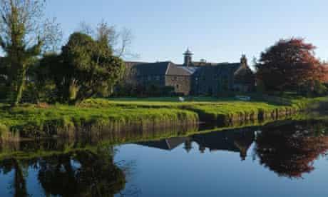 Bladnoch Distillery, Dumfries and Galloway, Scotland