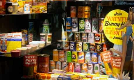 Spot your favourite products at the Museum of Brands, London